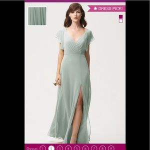 Jenny Yoo Bridesmaids Dress - Alana dress
